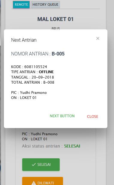 next no antrian