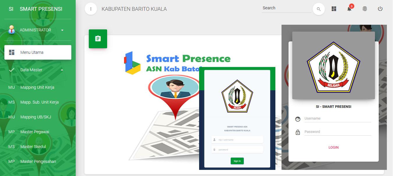 Smart Presensi Information System
